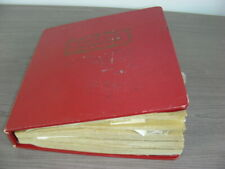 ISRAEL, Large accumulation of 475+ Mint NH Sheets in a battered sheet file