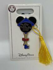 Disney Mickey Mouse Icon Key Graduation 2020 Pin