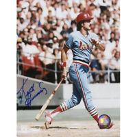 Keith Hernandez Autographed 8x10 Photo