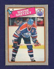 1988-89 Topps Box Bottoms #B Wayne Gretzky