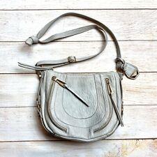 Jessica Simpson Light Grey Crossbody/Shoulder Bag