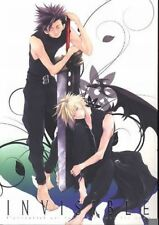 Final Fantasy VII 7 YAOI Doujinshi ( Zack x Cloud ) INVISIBLE, Yuubinbasya