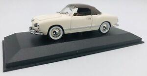 Minichamps 1/43 Karmann Ghia Cabriolet Softtop Nr 5061