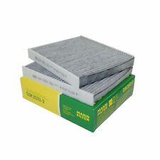 2x hombre interior filtro filtro de polen (frase) cuk2533-2 para bmw 5er 6er 7er