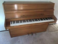 Barratt And Robinson Upright Piano Vgc Collect Surrey