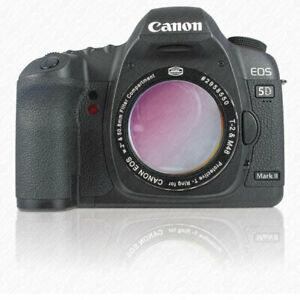 Baader Canon EOS DSLR T-Ring with UV / IR Cut Filter # DSLR-UVIR 2958550L