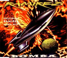 RAMIREZ - Bomba 7TR CDM 1994 / HARDCORE / TECHNO / incl Megamix