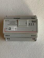 Web Server BTICINO F454 My Home. SCS