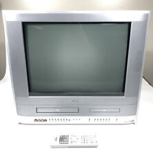 Toshiba DVD VCR CD Combo CRT TV MW20FP3 SEPT 2004 Retro Gaming (20 Inch TV)
