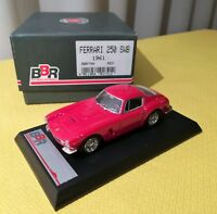 1/43 BBR Ferrari 250 SWB 1961 Street Red MIB Very Rare No AMR ABC Looksmart