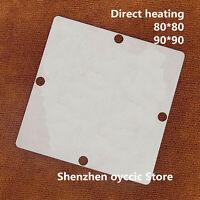 Direct heating 8*8 90*90 S29GL128S90DHI010 GL128S90DHI01 BGA64 Stencil Template
