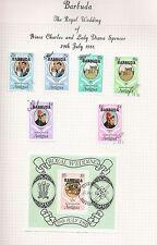 Royalty Postal Stamps