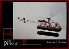 THE PRISONER, VOLUME 2 - Card #39 - Prisoner Helicopter - Factory Ent. 2010