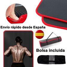 Esterilla para Yoga Gimnasia Colchoneta de Fitness Pilates deporte Alfombra