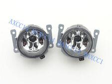 Pair Front Fog Driving Lamp Light Lighting For Mitsubishi Outlander 2009-2011