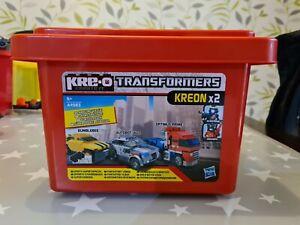 Kreo kre-o transformers tub a4583