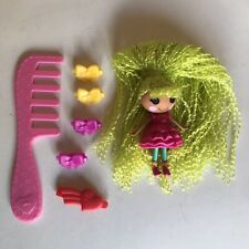 Lalaloopsy Mini Loopsy Hair Pix E Flutters Doll with Accessories