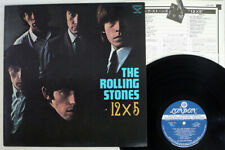 ROLLING STONES 12X5 LONDON LAX-1003 JAPAN VINYL LP