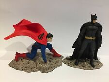Figuras Pvc Superheroes Schleich Superman Y Batman