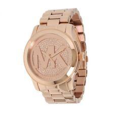 Michael Kors Women's Runway Dress Watch MK5661 Retail $295