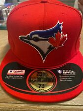 Toronto Blue Jays Canada Day Baseball New Era Cap (Brand New 7 3/4)