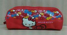 ASTUCCIO scuola HELLO KITTY portapenne portapastelli bauletto con zip