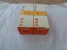 USR 300B Vintage Tube NOS Matched pair Rare Western Electric