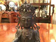 New listing A Rare Chinese Ming Dynasty Bronze Statue.