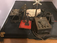 Lionel Flagman, RR XING, Transformers and 2 manuals from the 1940's 4-14-2017