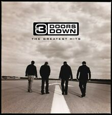 3 Doors Down - Greatest Hits [New CD]