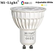 Faretto Led Wifi 2.4GHz GU10 4W 280LM Luce RGB+CCT Mi-Light M222061
