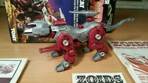 Tomy ZOIDS Hellcat vintage boxed complete original