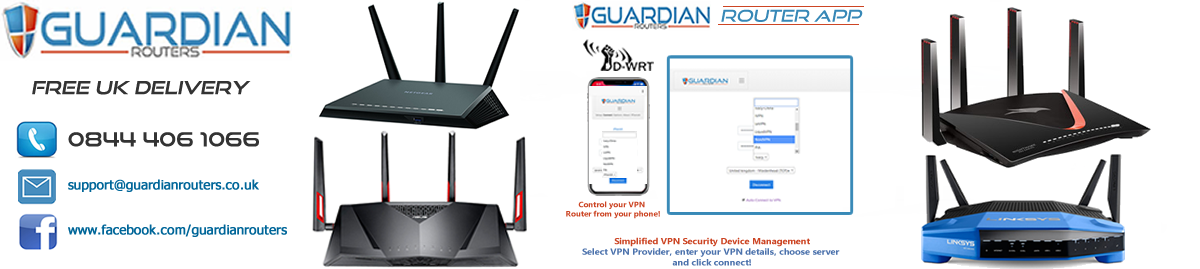 Guardian Routers