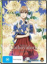 Chihayafuru Box Set (Season 1 & 2) - 8DVD R4 Anime