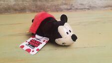 "Disney Mickey Mouse & Friends Mini Flipazoo Plush Goofy to Mickey Toy 6"" New"