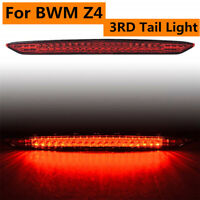 1XLED Trunk 3rd Third Brake Stop Rear Tail Light Clear Lens Fit BMW E85 Z4 03-08