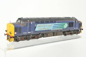 Bachmann OO Gauge 32-370 Class 37/6 REWORKED DRS Class 37 - SOUND FITTED