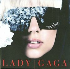 ~COVER ART MISSING~ Lady Gaga CD The Fame