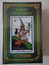 LTD RR EDITION TAROT ESOTERICO ED. ESPECIAL -FOURNIER TYPE CARDS ARGENTINA