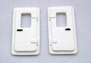 MMB- SINGLE WINDOW DOOR MODEL BOAT FITTING (2 PACK)