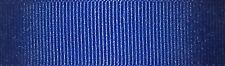 25mm Berisfords Royal Blue Grosgrain Ribbon 20m Reel
