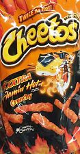 8.5oz Cheetos XXTRA Flamin Hot Crunchy Flaming