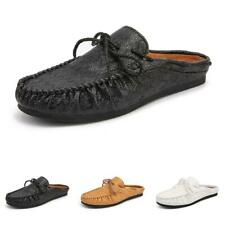 Men Slingbacks Loafers Shoes Slippers Pumps Slip on Driving Moccasins Flats 44 B