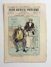 Le Petit Jounal pour Rire n°517  - Les Soulards de Basse Bretagne Léonce Petit