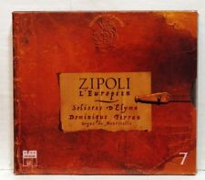ENSEMBLE ELYMA, DOMINIQUE FERRAN - Zipoli l'Européen K617 CD NM