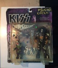 Kiss Psycho Circus 1998 Action  Figure In Box