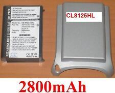 Coque + Batterie 2800mAh Pour DOPOD 838, HTC Wizard 100, Wizard 110, Wizard 200
