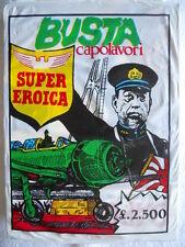 Busta Supereroi Capolavori con n°2 fumetti guerra blisterati - Rarità [G317A]