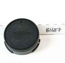 Vintage Canon FD rear lens cap - made in Japan (B1687)