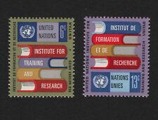 OPC 1968 UN NY Books Set Sc#192-3 MNH